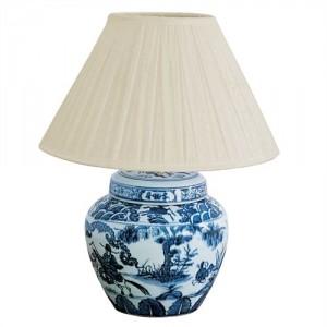 Kraakware lamp