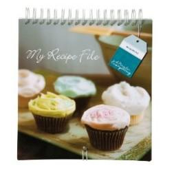 Cupcake design recipe file