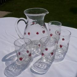 Gisela Graham glassware