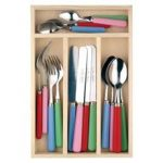 Cath Kidston colourful cutlery set