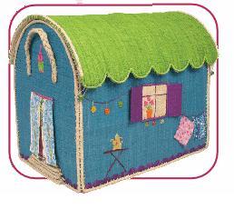 Shabby chic toy box