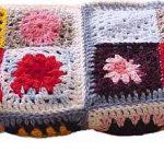 Snuggle up under a handmade crochet blanket