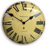 Newgate antique look clock