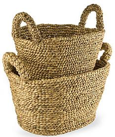 West baskets at Zara Home