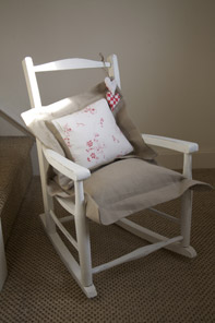 Child's rocking chair