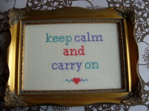 keep-calm-carry-on-sampler