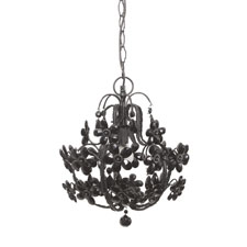 Bombay Duck reduced vintage chandelier