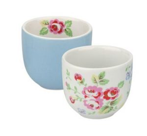 Pretty eggcups