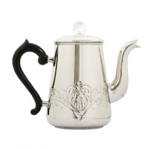 Retro style Danish coffee pot
