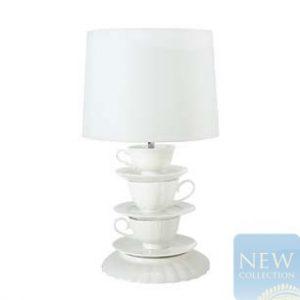 Laura Ashley Tea Time teacup lamp