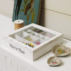 Store your treasures in style
