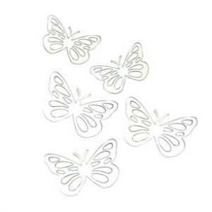 Dainty butterfly wall stickers