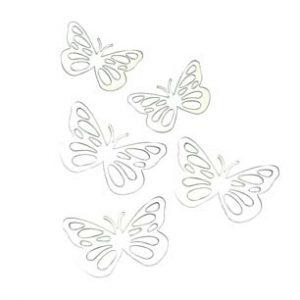 Dainty butterfly wall stickers