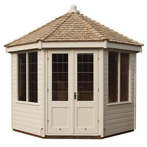 Gorgeous garden summerhouse