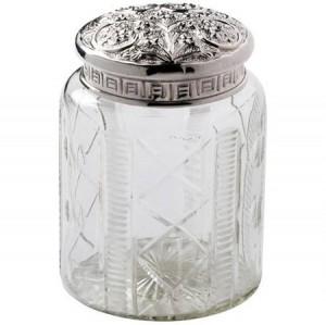 Stylish storage jar