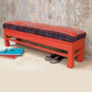 Fairtrade Vietnamese bench
