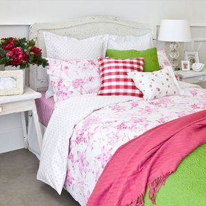 Zara Home Summer reversible bedlinen