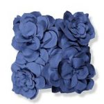 Bargain 3D four flower cushion