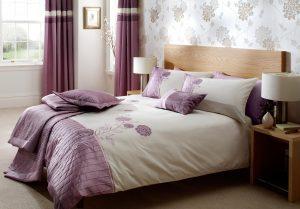 Luxurious duvet set