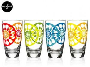 Summery glasses