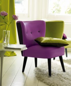 Give tired old chairs a new look