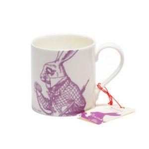 Alice in Wonderland china mugs from Whittard