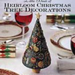 Little Book of Heirloom Christmas Tree Decorations by Jenny Stephenson: book review
