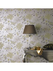 Designer wallpaper from Laurence Lewellyn Bowen