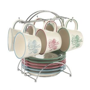 Lisa Stickley Posie tea set on offer at Debenhams
