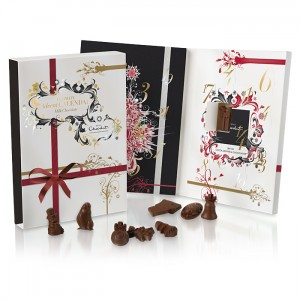 Delicious Hotel Chocolat christmas chocolate