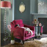 Luxurious Dream velvet armchair by Jamie Graham