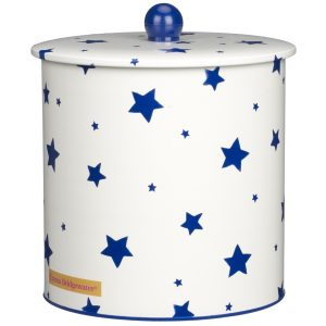 Emma Bridgewater starry nights biscuit barrel