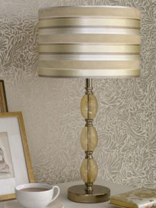 Monsoon Home neutral table lamp