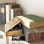 Gorgeous vintage style box files from Graham and Green