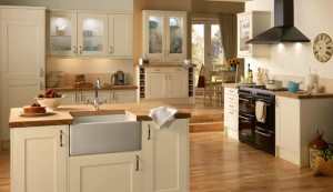 Portland country classic kitchen from Homebase