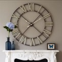 Statement feature wall clock