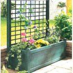 Trellis garden planters – buy one, get one free