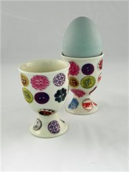 Avoca Cute as a Button egg cup