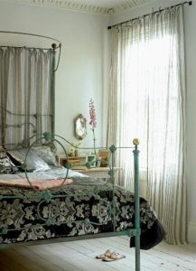 Natural curtain ideas from The Natural Curtain Company