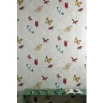 Nina Campell Farfalla butterfly wallpaper