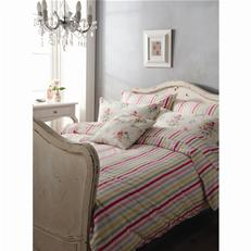 Vintage inspired Sherbet stripe bedding from Cath Kidston
