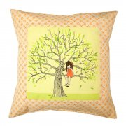 1950s quirky seasonal cushions by Belle and Boo