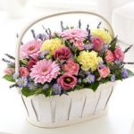 Enjoy fresh flowers for your home from Interflora