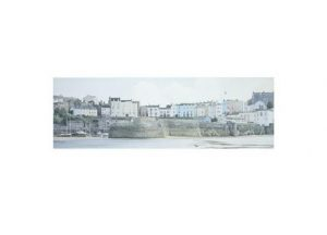 Daybreak canvas print from Laura Ashley