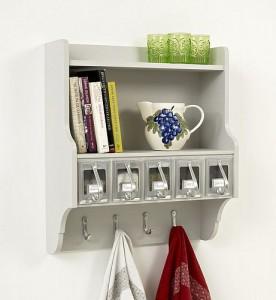 Country cottage kitchen storage ideas