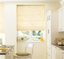 Kitchen blinds from Hillarys