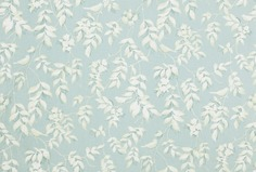 Duck egg curtain fabric
