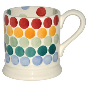 New design mugs from Emma Bridgewater