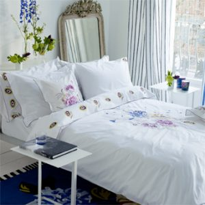 Luxury designer cotton duvet