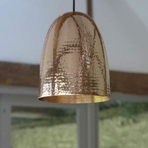 Designer metal pendant lighting